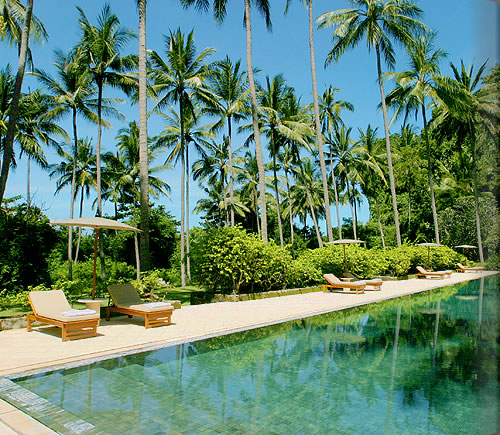 Kila Beach Club Swimming Pool
