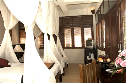 Bedroom Two Storey Villa