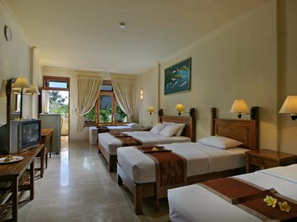 Febri's Hotel & Spa, Bali - Family Deluxe Rooms