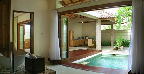 Grand Akhyati, Bali - Private Pool