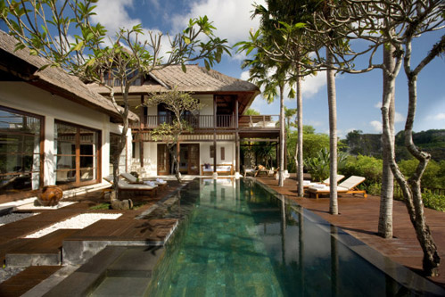 Karma Jimbaran (Resort), Bali - Valley View Pool Villa
