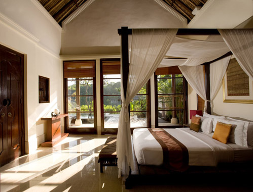 Karma Jimbaran (Resort), Bali - Valley View Pool Villa Room