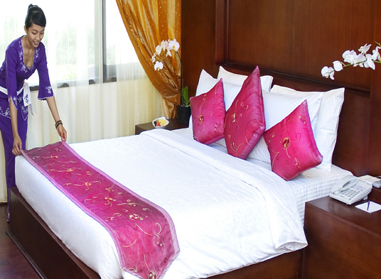 Lavender Luxury Hotel & Spa Bali - Superior Rooms