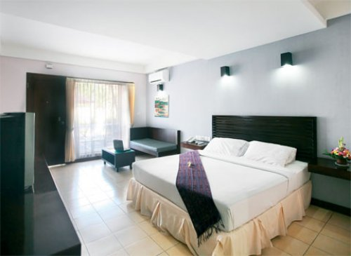 Santhi Hotel, Bali - Junior Suite