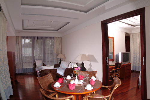 The Patra Bali Resort & Villas, Bali - Living Room