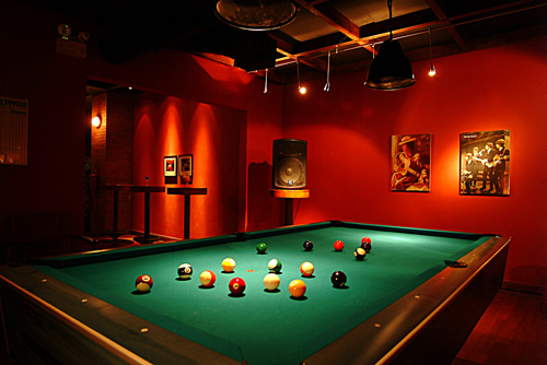 The Patra Bali Resort & Villas, Bali - Billiard