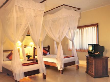 Villa Twin Rooms