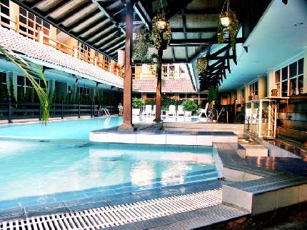 Karthi Hotel, Bali - Swimming Pool