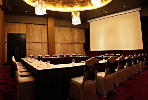 Amaroossa Boutique, Bandung - Meeting Room