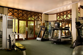 Sheraton Hotel & Tower, Bandung - Fitness Center