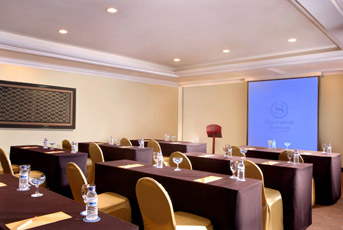 Sheraton Hotel & Tower, Bandung - Meeting Room