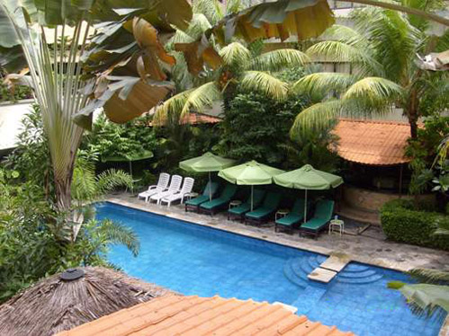 Goodway Hotel, Batam - Swimming Pool