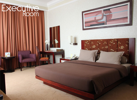 Grand Wahid Hotel Salatiga - Executive Room