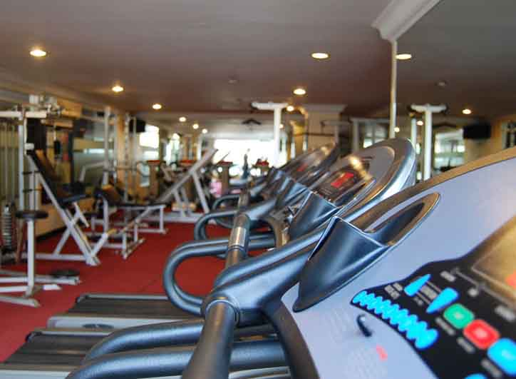 Grand Wahid Hotel Salatiga - Fitness Center