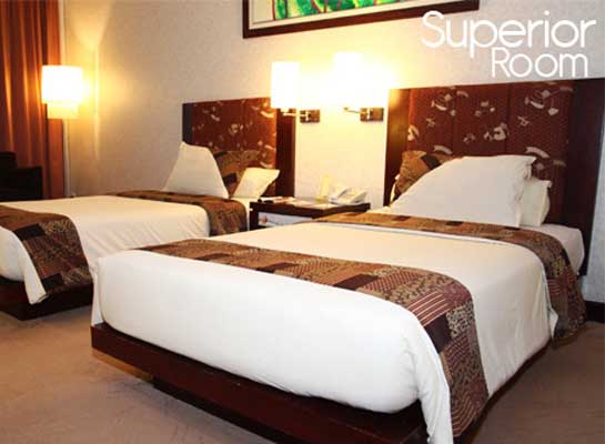 Grand Wahid Hotel Salatiga - Superior Room