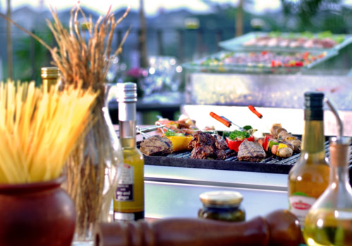 Aston Paramount Serpong Hotel & Conference Centre, Tangerang, Jakarta - Barbeque