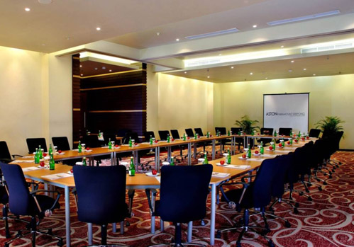 Aston Paramount Serpong Hotel & Conference Centre, Tangerang, Jakarta - Meeting Room