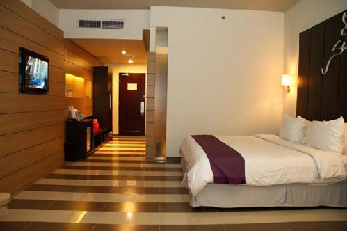 Aston Paramount Serpong Hotel & Conference Centre, Tangerang, Jakarta - Suite Rooms