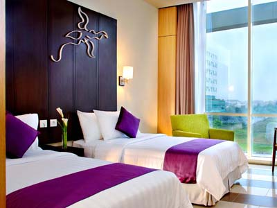 Aston Paramount Serpong Hotel & Conference Centre, Tangerang, Jakarta - Superior Rooms