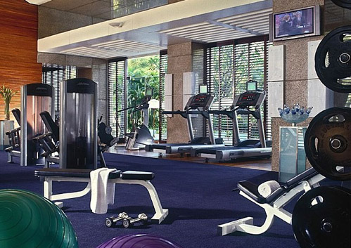 Four Seasons, Jakarta - Fitness Center