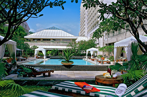 Four Seasons, Jakarta - Swimming Pool