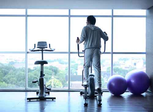 Santika Hotel - Makassar, Fitness Center