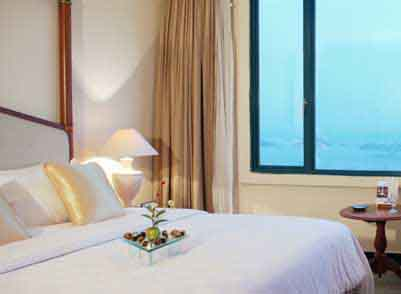 Imperial Aryaduta Hotel - Makassar, Club Room Sea View
