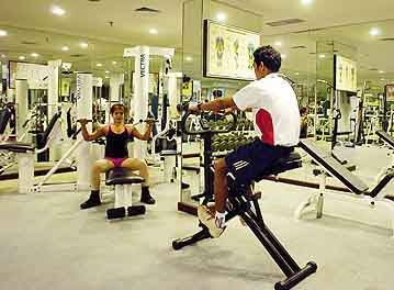 Imperial Aryaduta Hotel - Makassar, Fitness Center