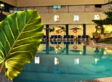 Singgasana Hotel - Makassar, Swimming Pool