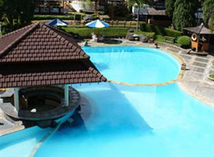 Purnama Hotel - Malang, Swimming Pool