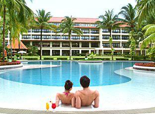 Quality Hotel - Manado, Swimming Pool