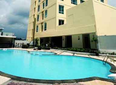 Swiss Belhotel Maleosan - Manado, Swimming Pool
