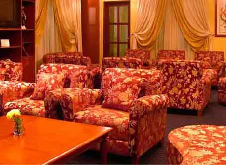 Emerald Gardenia Hotel - Medan, Executive Club Lounge