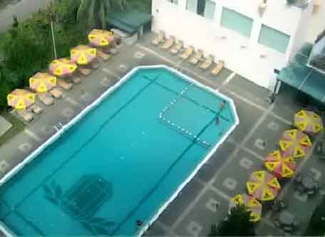 Emerald Gardenia Hotel - Medan, Swimming Pool