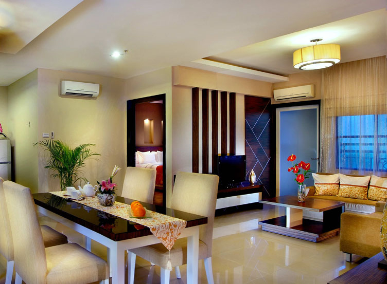 Grand Aston City Hall Hotel and Serviced Residences - Medan, One Bedroom Aparment