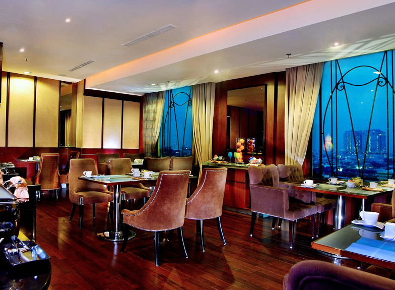 Grand Aston City Hall Hotel and Serviced Residences - Medan, Ambassador Lounge