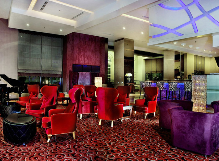 Grand Aston City Hall Hotel and Serviced Residences - Medan, Demitasse