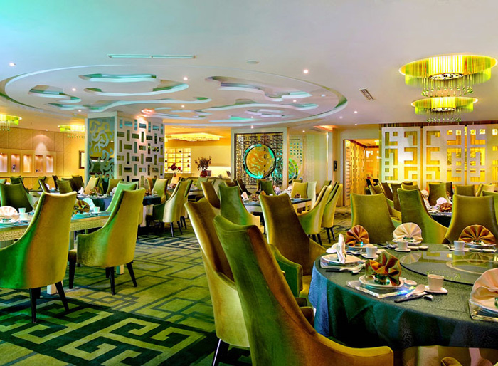 Grand Aston City Hall Hotel and Serviced Residences - Medan, Jade Dragon Restaurant