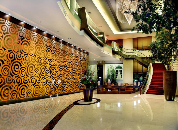 Grand Aston City Hall Hotel and Serviced Residences - Medan, Lobby Hotel