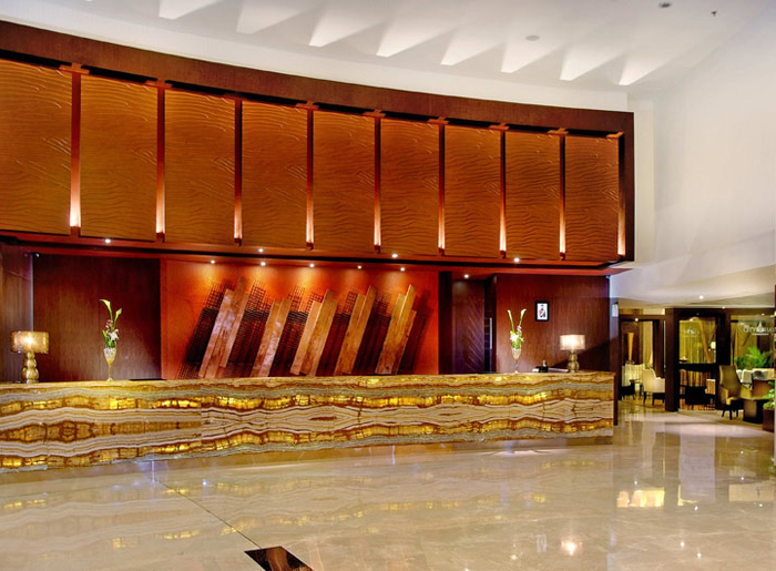 Grand Aston City Hall Hotel and Serviced Residences - Medan, Reception Hotel