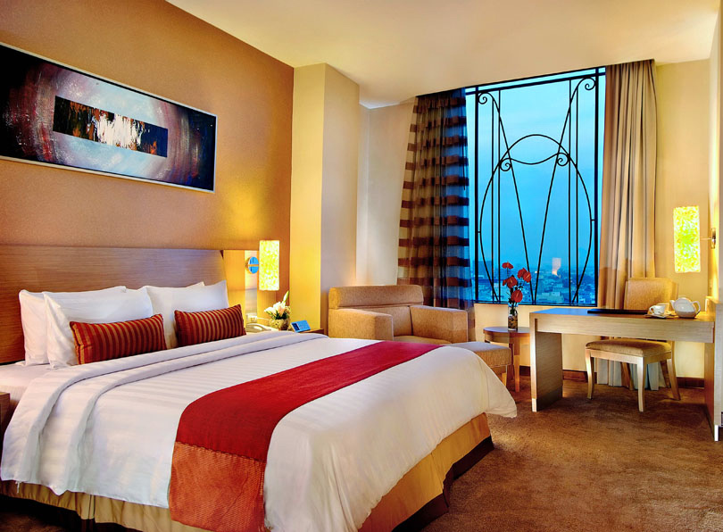 Grand Aston City Hall Hotel and Serviced Residences - Medan, Aston Club Room