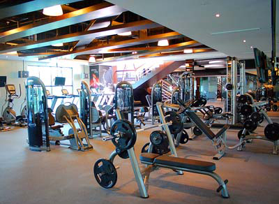 Grand Aston City Hall Hotel and Serviced Residences - Medan, Gym