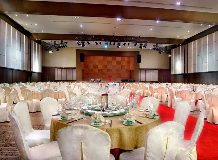 Grand Aston City Hall Hotel and Serviced Residences - Medan, Mahogany Ballroom