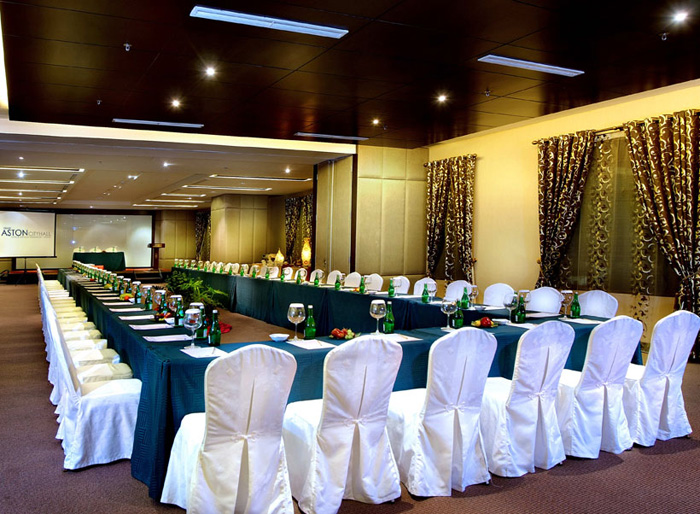 Grand Aston City Hall Hotel and Serviced Residences - Medan, Metting Room