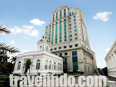 Grand Aston City Hall Hotel and Serviced Residences - Medan, Hotel Exterior