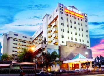 Best Wastern Asean International Hotel - Medan, Hotel Exterior