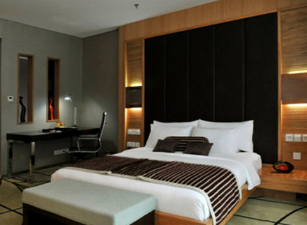 Grand Swiss-Belhotel - Medan, Deluxe Room