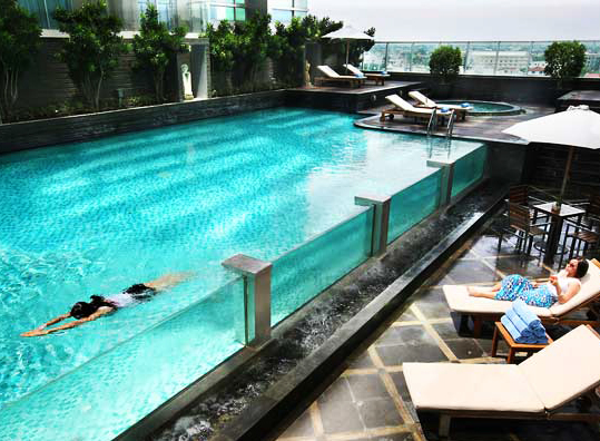 Grand Swiss-Belhotel - Medan, Swimming Pool
