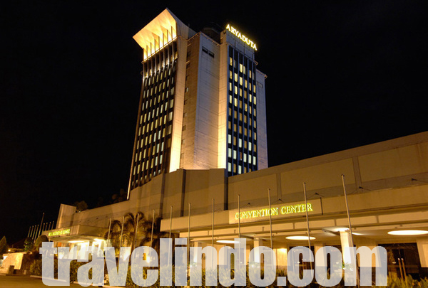The Aryaduta Hotel and Convention Center - Palembang, Hotel Exterior