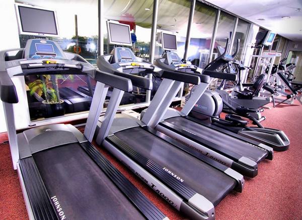 Arista (Ex. Horison) Hotel - Palembang, Fitness Center